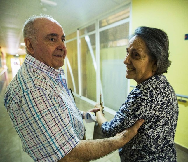 Un día más allá del alzheimer