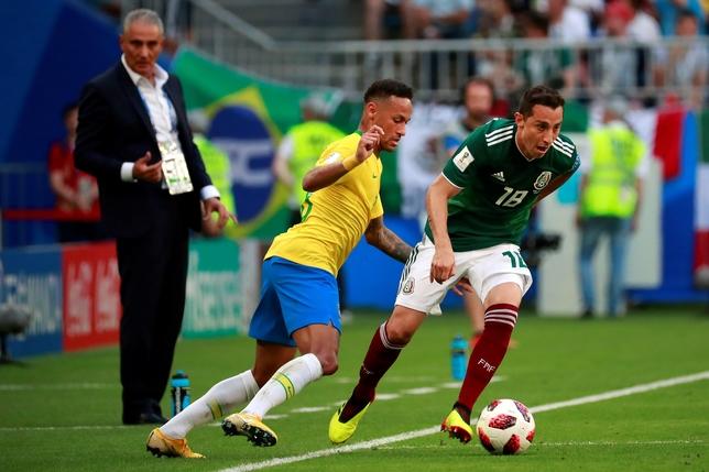 BRASIL VS. MÉXICO