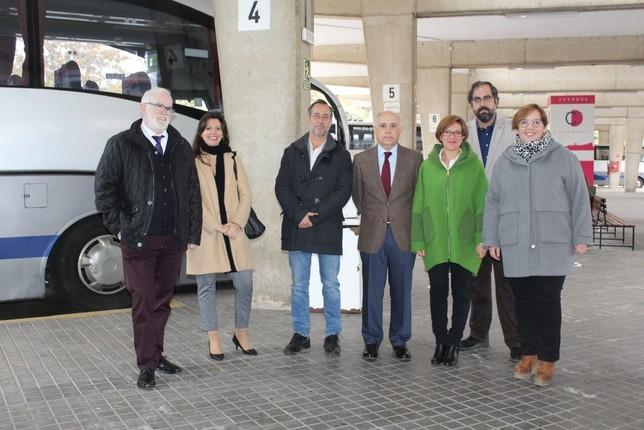 Comienza el nuevo horario de bus con Miguelturra y Poblete