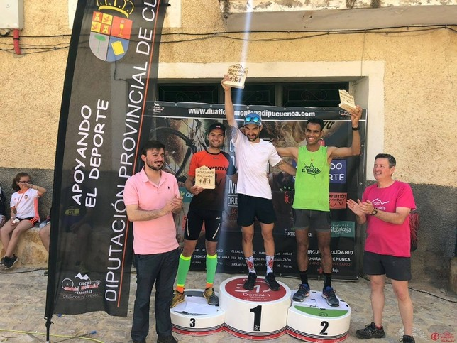 Fernández y Algarra ganan el III Trail de Salvacañete