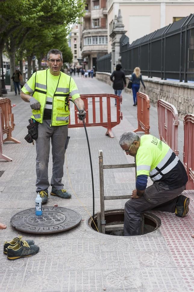Burgos, a la cola de España en fibra óptica