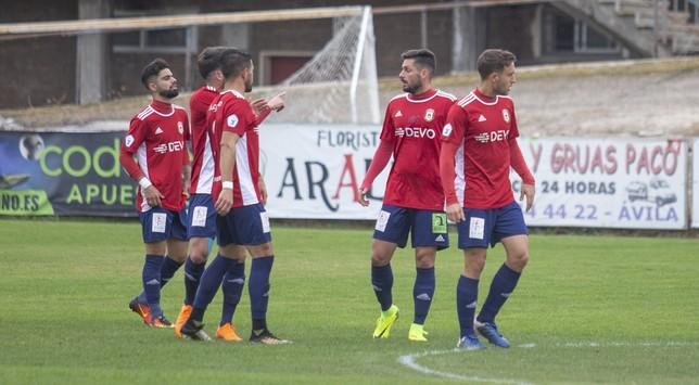 El Real Ávila no pasa del empate