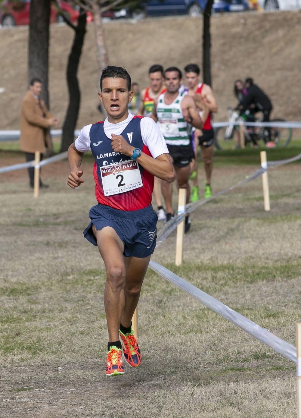 Cross Mariano Haro