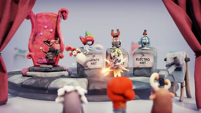 Un pantallazo del juego