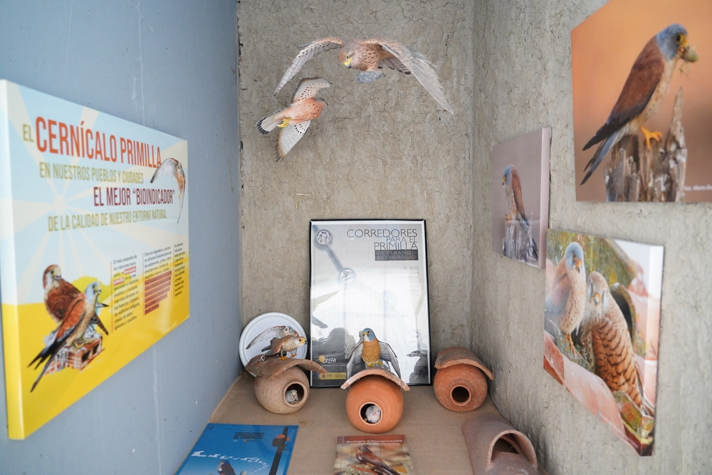 Centro de Interpretación de la Naturaleza de Villalar de los Comuneros
