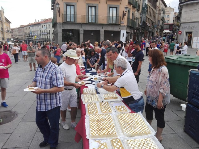 90 cumpleaños de la Segoviana