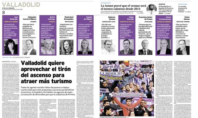 Valladolid ofertará un paquete turístico ligado al fútbol