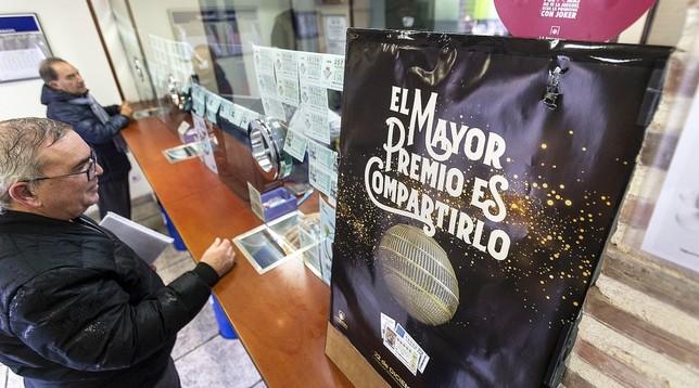Burgos batirá su récord y jugará 48 millones en la Lotería