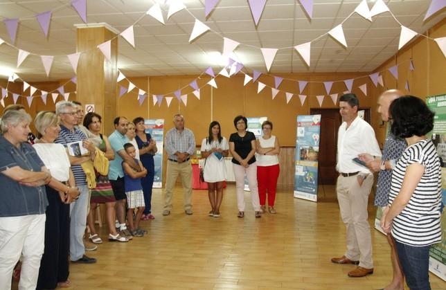 La exposición 'Objetivo Planeta 2030' llega a Minglanilla