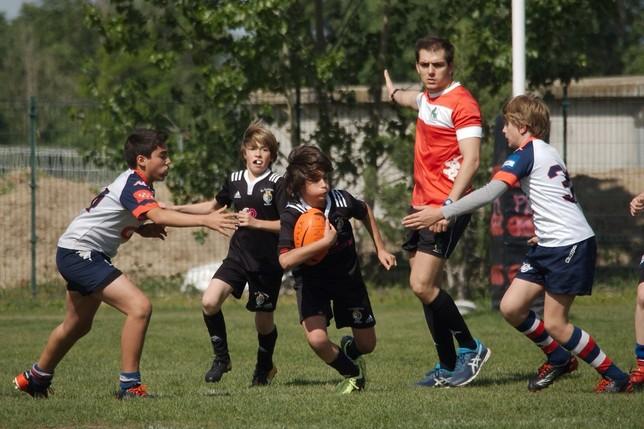 Rugby de mucha calidad