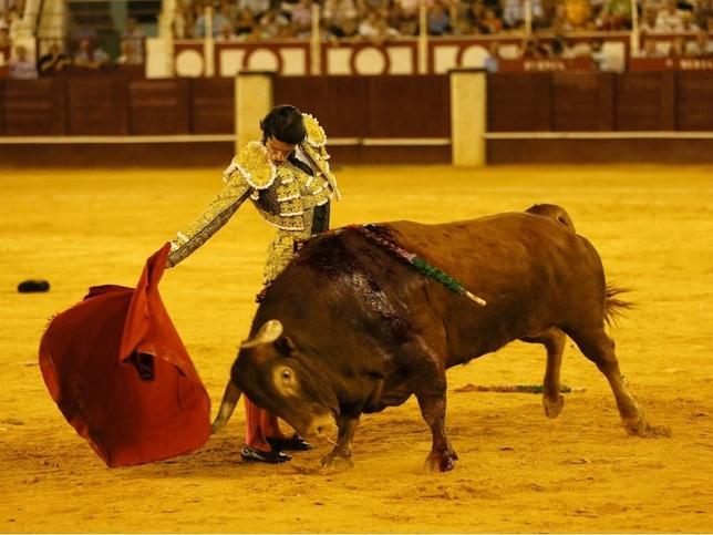 Fortes, un torero al que hay que ver