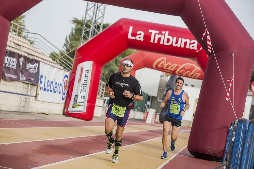 Imágenes del XXIII Quixote Maratón