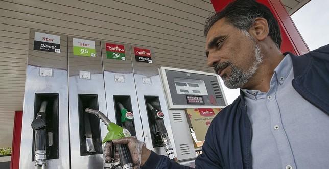 El nuevo nombre de carburantes se estrena en 70 surtidores Eva Garrido