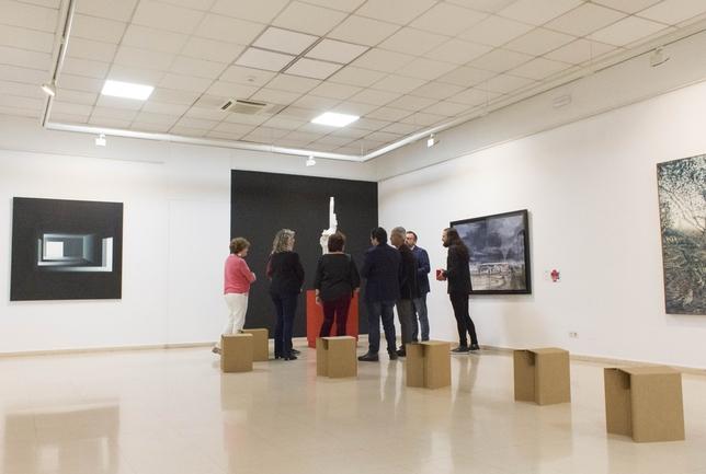 'Arte que ronda', el ojo de la Diputación Mirella Condes Diaz-Pintado