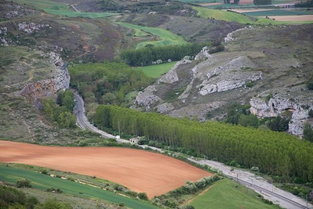 Las Tuerces: setas pétreas únicas en España eduardo margareto