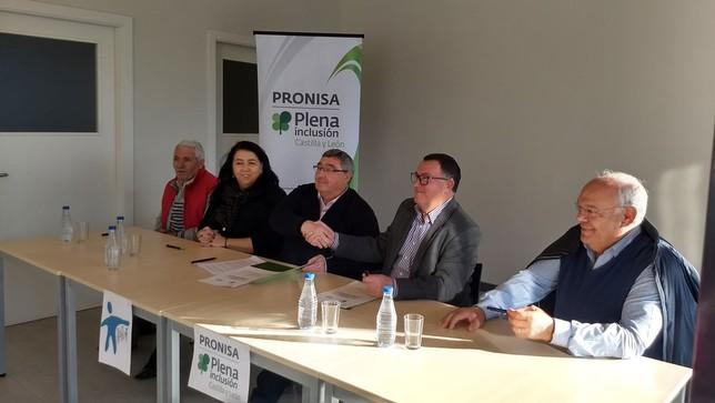 Pronisa y Apavi unen esfuerzos en Alberche-Pinares