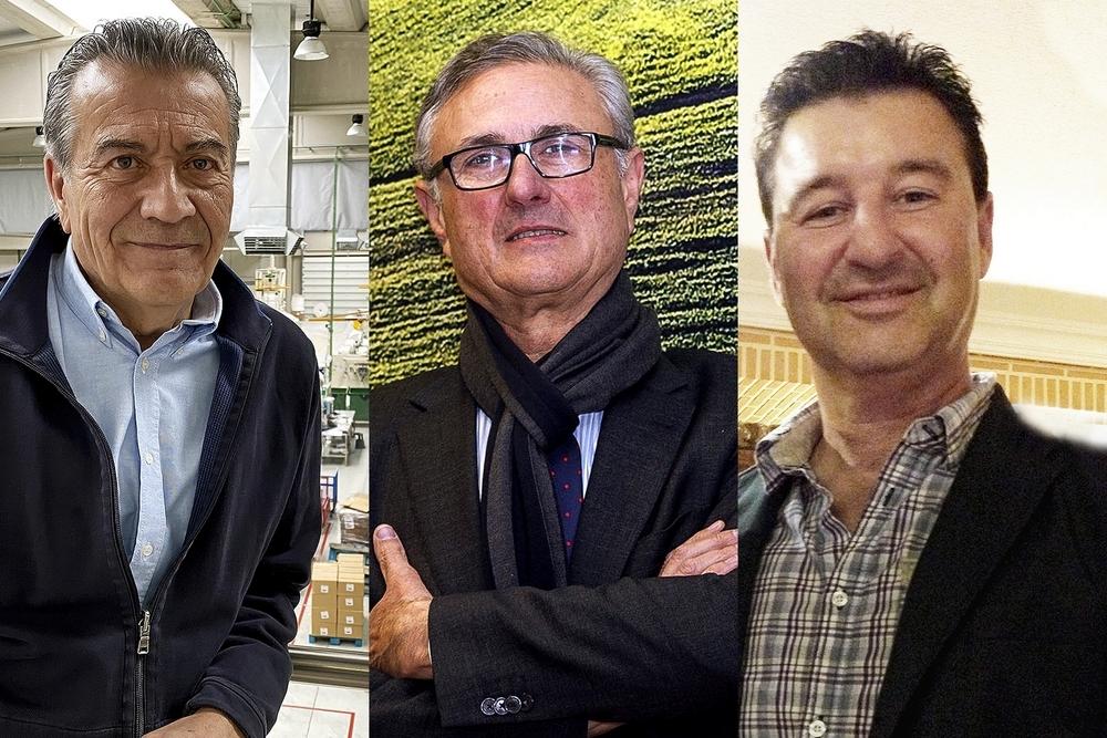 Tres empresarios de <h3 class='enlacePalabraNoticia' onclick='opcionBuscarActualidad('Segovia','')' >Segovia</h3> ante la nueva crisis económica