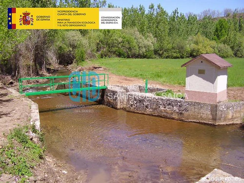 En alerta el Río <h3 class='enlacePalabraNoticia' onclick='opcionBuscarActualidad('Riaza','')' >Riaza</h3> por incremento del caudal