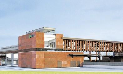 Adif licita la construcción de la nueva estación de Medina por 6,2 millones