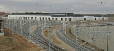 Adif adjudica por 6,6 millones la instalación de seguridad y comunicación del Nuevo Complejo Ferroviario