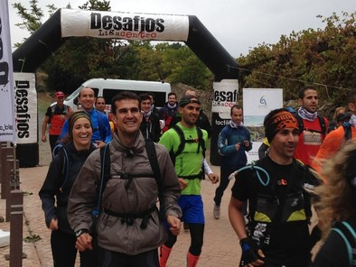 Entrebalizas se impuso en el Desafío Gredos-Iruelas 2014