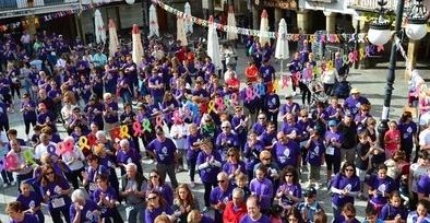 La Marcha Solidaria contra el Cáncer recaudó más de 15.000 euros