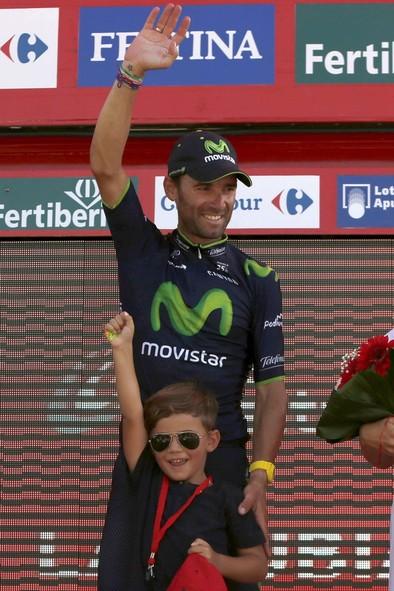 Valverde renueva con el Movistar