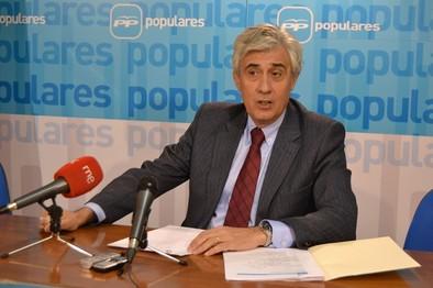 Burgos: «Cospedal ha puesto a las personas en el centro del sistema sanitario»