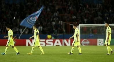 Las dudas inquietan al Barça