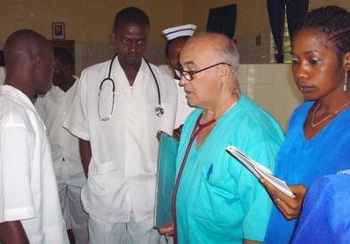 El misionero leonés con ébola viaja a España para ser tratado