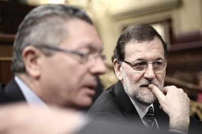 Gallardón pospone la reforma del aborto para centrarse en Cataluña