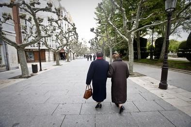 Cuatro de cada 10 españoles serán ancianos en 2050