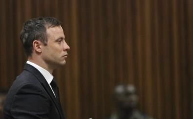 Cinco años de prisión para Oscar Pistorius