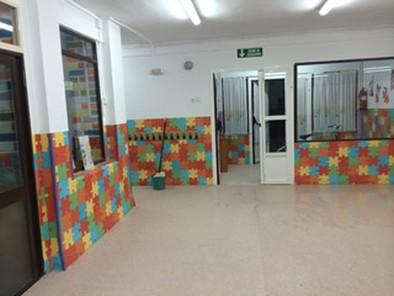 El Ayuntamiento de Madrigueras invierte 20.000 euros en mejorar la escuela infantil