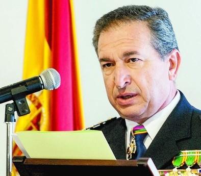Jaime Velayos, nombrado Jefe Superior de Policía  de Cantabria