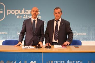 El PP pide la renuncia del alcalde de Ontur y los socialistasle toman la palabra