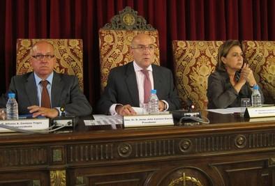 Unanimidad en la Diputación para solicitar al Gobierno cobertura TDT y destinar 114.000 euros a escolares