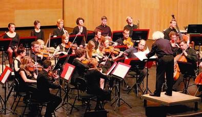 La música de Stravinsky, Shostakovich y Mozart sonó este domingo en el Lienzo Norte
