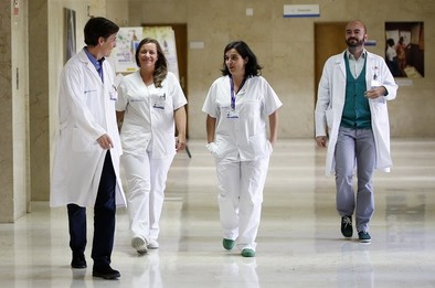 Teresa vence al ébola