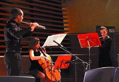 Un 'guiño' del Trío Haydn para la Orquesta Sinfónica de Ávila