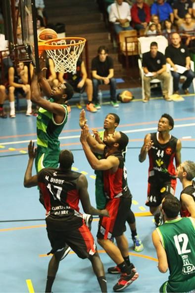 El Albacete Basket y el Estudiantes se juegan el liderato en el Parque