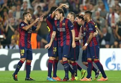 El Barça hace los deberes