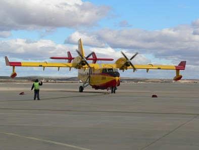 La Junta destina 1,7 millones de euros para impulsar el aeródromo de Campillos Paravientos