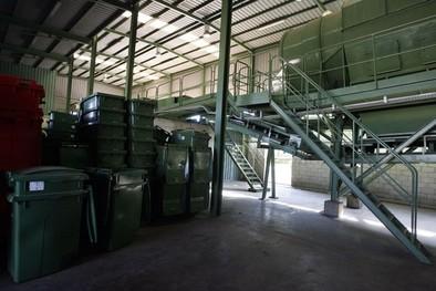 El RSU confía en que la planta de reciclaje abra en 2015 con la ayuda de 2,6 millones de Europa
