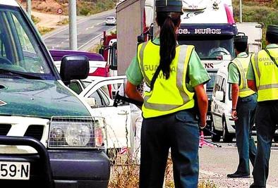 Una de cada cuatro mujeres de la Guardia Civil en Burgos está de baja