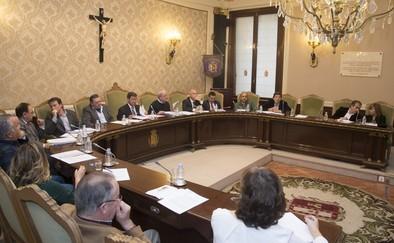 El Pleno de la Diputación aprueba 118,75 millones de euros de presupuesto para 2015, un 6,13% más
