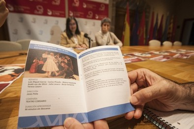 La XXVII Muestra de Teatro traerá a Ávila grandes producciones