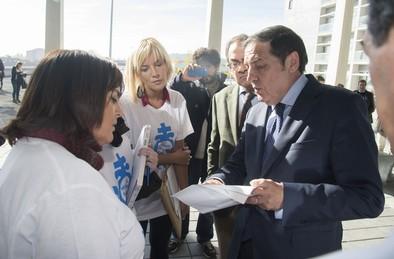 Sáez Aguado asegura que la decisión del cierre de San Juan de Dios la ha tomado la orden religiosa y no la Junta