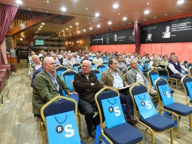 Asaja congrega a más de 150 agricultores en una asamblea sobre novedades de la PAC