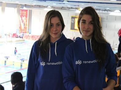 Buen papel de las abulenses Rebeca de la Cruz y Sara López en el Open de Madrid